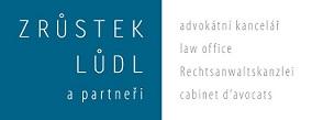 Nový obrázekAdvokátní kancelář Zrůstek, Lůdl a partneři v.o.s.