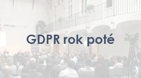 GDPR rok poté