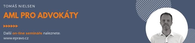 Online video kurz: Nielsen_AML pro advokáty