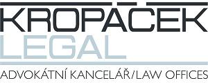 Kropáček LEGAL, advokátní kancelář, s.r.o.