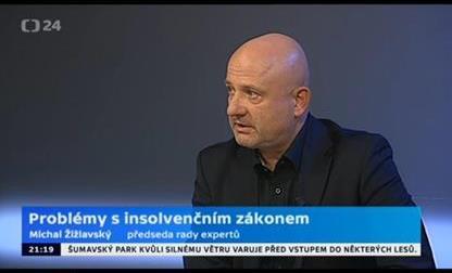 Ekonomika ČT 24 ( Zdroj: Česká televize )
