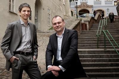 JUDr. Petr Bříza, LL.M., Ph.D. a JUDr. Ondřej Trubač, Ph.D.