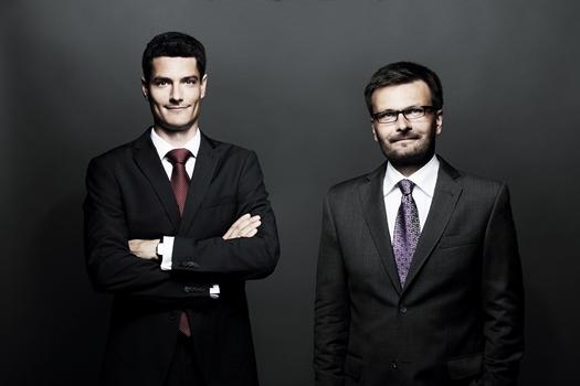 Radovan Kubáč a Martin Nedelka