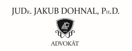 logo - JUDr. Jakub Dohnal, Ph.D., advokát