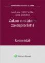 Zákon o státním zastupitelství (283/1993 Sb.). Komentář (Balíček - Tištěná kniha + E-kniha Smarteca + soubory ke stažení)