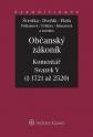 Občanský zákoník - Komentář - Svazek V (relativní majetková práva 1. část) (E-kniha)