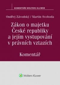 Zákon o majetku České republiky a jejím vystupování v právních vztazích (219/2000 Sb.). Komentář (E-kniha)