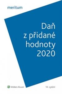 meritum Daň z přidané hodnoty 2020 (Balíček - Tištěná kniha + E-kniha Smarteca)