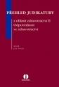 Přehled judikatury z oblasti zdravotnictví II - Odpovědnost ve zdravotnictví (E-kniha)