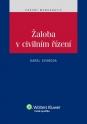 Žaloba v civilním řízení (E-kniha)