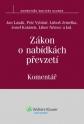 Zákon o nabídkách převzetí Komentář (E-kniha)