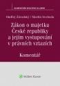 Zákon o majetku České republiky a jejím vystupování v právních vztazích (219/2000 Sb.). Komentář (Balíček - Tištěná kniha + E-kniha Smarteca + soubory ke stažení)