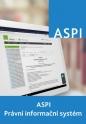 ASPI Právní informační systém (Online)