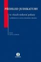 Přehled judikatury ve věcech smluvní pokuty - s přihlédnutím k novému občanskému zákoníku (Balíček - Tištěná kniha + E-kniha WK eReader)