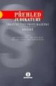 Přehled judikatury: Trestné činy proti majetku / Krádež
