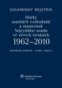 Souhrnný rejstřík Sbírky soudních rozhodnutí a stanovisek Nejvyššího soudu ve věcech trestních 1962-2010 (E-kniha)