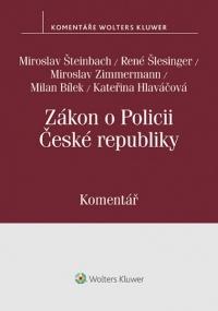 Zákon o Policii České republiky (č. 273/2008 Sb.) - Komentář (E-kniha)