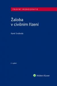 Žaloba v civilním řízení - 2. vydání (E-kniha)