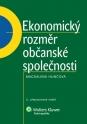 Ekonomický rozměr občanské společnosti (E-kniha)