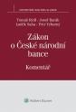 Zákon o České národní bance (č. 6/1993 Sb.) - Komentář (Balíček - Tištěná kniha + E-kniha WK eReader)