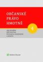 Občanské právo hmotné 4 - Díl čtvrtý: Dědické právo (E-kniha)
