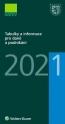 Tabulky a informace pro daně a podnikání 2021 (Balíček - Tištěná kniha + E-kniha Smarteca)