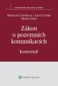 Zákon o pozemních komunikacích (č. 13/1997 Sb.) - Komentář (Balíček - Tištěná kniha + E-kniha WK eReader)