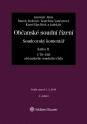 Občanské soudní řízení. Soudcovský komentář. Kniha II (§ 79 až 180 o. s. ř.) - 3. vydání (Balíček - Tištěná kniha + E-kniha Smarteca)