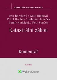 Katastrální zákon (č. 256/2013 Sb.). Komentář - 2. vydání (E-kniha)