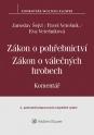 Zákon o pohřebnictví (č. 256/2001 Sb.), zákon o válečných hrobech (č. 122/2004 Sb.) - Komentář - 2. vydání (Balíček - Tištěná kniha + E-kniha Smarteca)