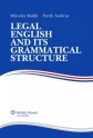 Legal English and its Grammatical Structure (E-kniha)