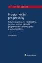 Programování pro právníky (E-kniha)