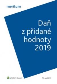 meritum Daň z přidané hodnoty 2019 (Balíček - Tištěná kniha + E-kniha Smarteca)
