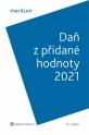 meritum Daň z přidané hodnoty 2021 (Balíček - Tištěná kniha + E-kniha Smarteca + soubory ke stažení)