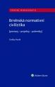 Brněnská normativní civilistika (postavy - projekty - polemiky) (Balíček - Tištěná kniha + E-kniha Smarteca + soubory ke stažení)