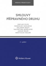 Smlouvy přípravného druhu – 2. vydání (E-kniha)