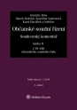 Občanské soudní řízení. Soudcovský komentář. Kniha II (§ 79 až 180 o. s. ř.) - 3. vydání (E-kniha)