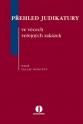 Přehled judikatury ve věcech veřejných zakázek (E-kniha)
