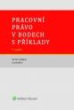 Pracovní právo v bodech s příklady - 5. vydání (Balíček - Tištěná kniha + E-kniha Smarteca + soubory ke stažení)