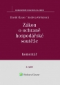 Zákon o ochraně hospodářské soutěže (č. 143/2001 Sb.). Komentář - 2. vydání (Balíček - Tištěná kniha + E-kniha Smarteca + soubory ke stažení)