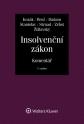 Insolvenční zákon. Komentář - 5. vydání (Balíček - Tištěná kniha + E-kniha Smarteca + soubory ke stažení)