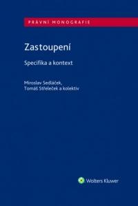 Zastoupení - Specifika a kontext (Balíček - Tištěná kniha + E-kniha Smarteca + soubory ke stažení)