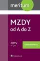 Meritum Mzdy od A do Z 2015 (E-kniha)