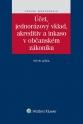 Účet, jednorázový vklad, akreditiv a inkaso v občanském zákoníku (E-kniha)