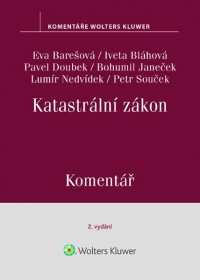 Katastrální zákon (č. 256/2013 Sb.). Komentář - 2. vydání (Balíček - Tištěná kniha + E-kniha Smarteca + soubory ke stažení)