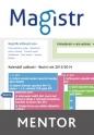 Magistr - aplikace pro ředitele škol - balíček Mentor (Online)