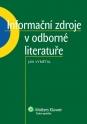 Informační zdroje v odborné literatuře (E-kniha)