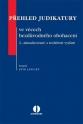 Přehled judikatury ve věcech bezdůvodného obohacení. 2., aktualizované a  rozšířené vydání (Balíček - Tištěná kniha + E-kniha Smarteca)