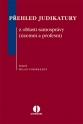 Přehled judikatury z oblasti samosprávy (územní a profesní) (E-kniha)