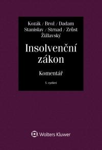 Insolvenční zákon (č. 182/2006 Sb.). Komentář - 5. vydání (Balíček - Tištěná kniha + E-kniha Smarteca + soubory ke stažení)